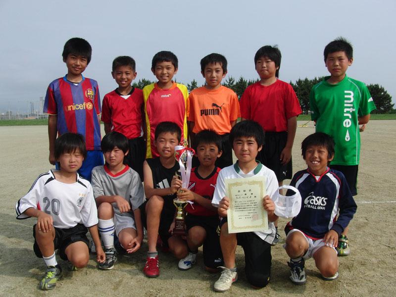 2010年度 RAINBOW CUP結果